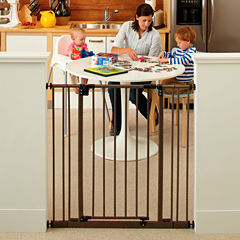 North States™ Supergate Extra Tall Easy Close Gate