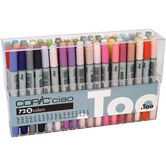 Copic Ciao 72-Pc. Marker Set—Set B