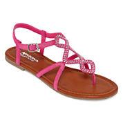 Arizona Geffy Womens Strap Sandals