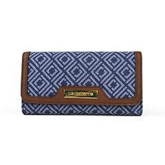 Liz Claiborne Flap Wallet