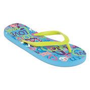 Total Girl Flip-Flops