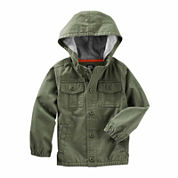 Oshkosh Boys Lightweight Field Jacket-Toddler