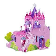 Melissa & Doug® Pink Palace 3D Puzzle