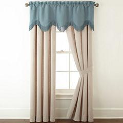 Royal Velvet Sienna Curtain Panels