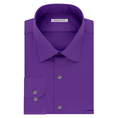 Van Heusen No-Iron Lux Sateen Long Sleeve Dress Shirt