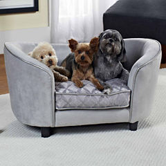 Enchanted Home Quicksilver Pet Sofa