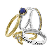 Personally Stackable Rings