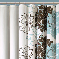 Madison Park Farrah Floral Shower Curtain