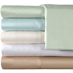 American Heritage 300tc Cotton Sateen Solid Sheet Set