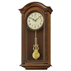 Seiko Traditional Classics Pendulum Wall Clock-Qxh066blh