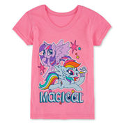 My Little Pony My Little Pony Graphic T-Shirt-Toddler Girls