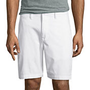 Arizona Surfer Prep Flat Front Shorts