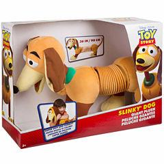 Disney Pixar Toy Story Giant Slinky Dog Plush