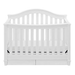 Thomasville Kids Convertible Baby Crib - White