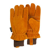 QuietWear® Insulated Split-Leather Gloves