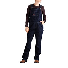 Dickies® Relaxed-Fit Straight-Leg Denim Overall