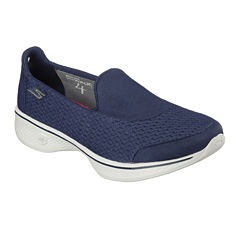 Skechers Go Walk 4 Pursuit Womens Slip-On Shoes