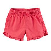 Carter's Pull-On Shorts Girls