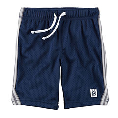 Carter's Toddler Boys Tiered Shorts