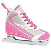 Lake Placid Starglide Double Runner Ice Skates - Girls