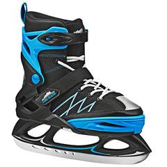 Lake Placid Monarch Adjustable Ice Skates - Boys