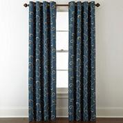 Royal Velvet® Plaza Embroidery Window Treatments