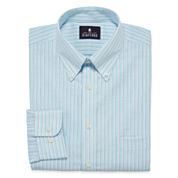 Stafford® Travel Wrinkle-Free Oxford Dress - Big & Tall