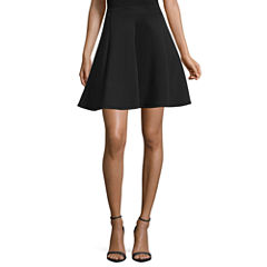 Decree Scuba Skater Skirt - Juniors