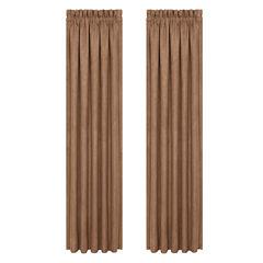 Queen Street Montclair Rod-Pocket Curtain Panel