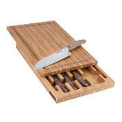 Hamilton Beach 5-pc. Knife Block Set