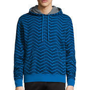Xersion™ Long-Sleeve Classic Fleece Pullover Hoodie
