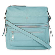 Rosetti Go Zip Side Convertible Shoulder Bag