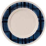 Fitz and Floyd® Bristol Tartan Dinner Plate