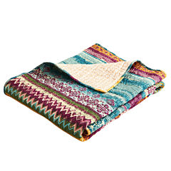 Greenland Home Fashions Southwest Quilted Cotton Throw