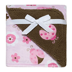 Micro Velour Plush Blanket