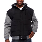 Zoo York Puffer Vest Big and Tall