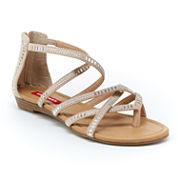 Union Bay Soho Womens Flat Sandals