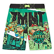 Boys Teenage Mutant Ninja Turtles Trunks-Toddler