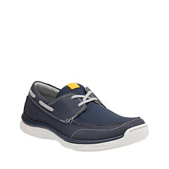Clarks Of England Mens Boat Shoes