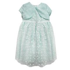 Marmellata Jacket Dress Toddler Girls
