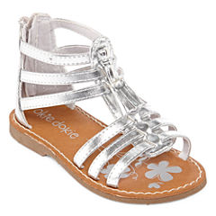 Okie Dokie Bluebell Girls Gladiator Sandals - Toddler