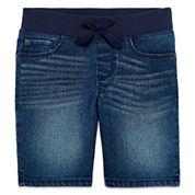 Arizona Knit Bermuda Shorts - Preschool