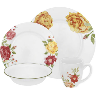 amazing corelle boutique emma jane pc dinnerware set with jcpenney dinnerware  sc 1 st  thisnext.us & Jcpenney Dinnerware. Excellent Fiesta Gusto Bowl With Jcpenney ...