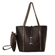 Imoshion Medium Chain Inlay Reversible Bag-In-Bag Tote Bag