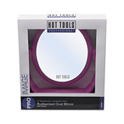 Hot Tools® Rubberized Oval Mirror