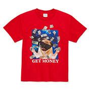 Short Sleeve T-Shirt-Big Kid Boys
