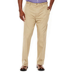 The Foundry Big & Tall Supply Co.™ Worry-Free Flat-Front Pants