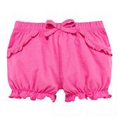 Okie Dokie® Bubble Shorts - Baby Girls newborn-24m