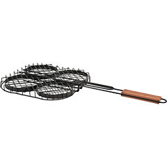 Charcoal Companion® Nonstick Burger Basket