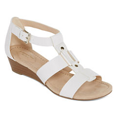 St. Johns Bay Nora Womens Sandal